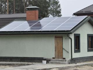 Солнечные батареи LDK для зеленого тарифа