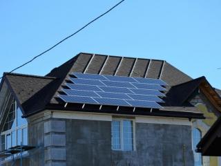 Монтаж солнечной электростанции - UTEM SOLAR