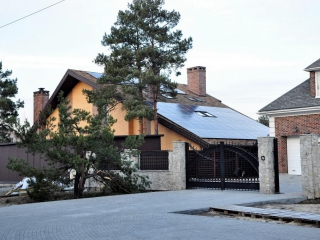 Солнечные батареи Вышгород