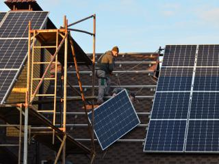 Сонячні батареї Суми