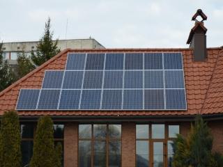 Монтаж солнечной установки