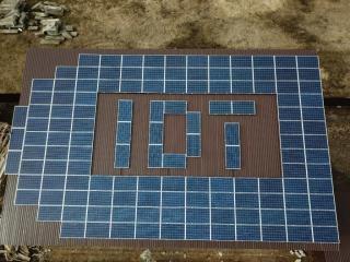 Солнечная электрогстанция IDT Киев