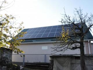 Фотоэлектрическая система для Зеленого тарифа - UTEM SOLAR