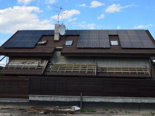 Приватна сонячна електростанція UTEM SOLAR
