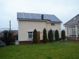 Солнечная электростанция Сумы -  UTEM SOLAR