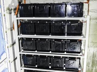 Акумуляторні батареї для живлення будинку - UTEM SOLAR