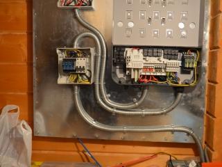 Сетевой инвертор Fronius Eco установка
