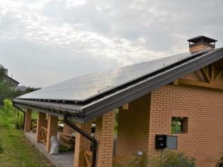 Солнечная электростанция Киев
