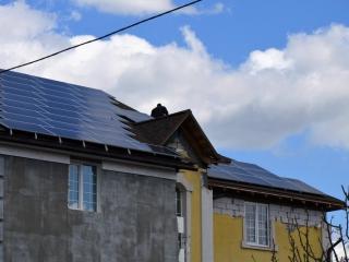 Монтаж солнечной установки - UTEM SOLAR