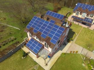 Сонячні електростанції Київ UTEM