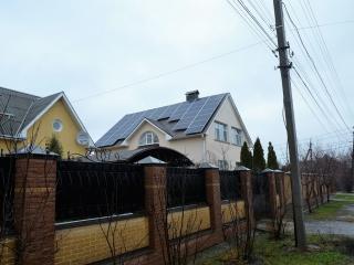 Солнечная электростанция Сумы UTEM SOLAR