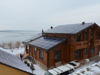 Солнечная установка для Зеленого Тарифа