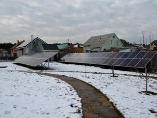 Солнечные батареи Киев  UTEM SOLAR