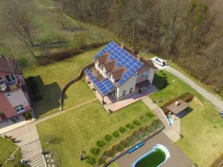 Солнечная электростанция Киев UTEM