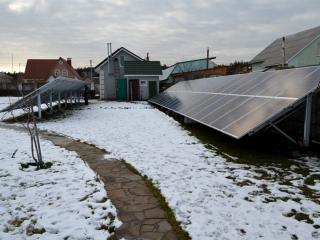 Станция 30 кВт UTEM SOLAR