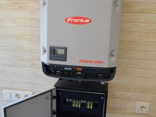 Солнечные инвертор Фрониус