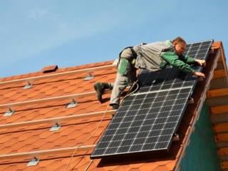 Установка сонячних батарей - UTEM SOLAR