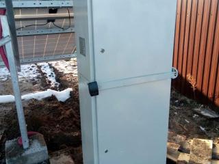 Установка сетевого инвертора Fronius Eco - UTEM SOLAR