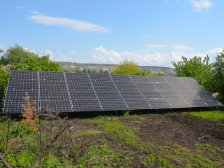 Солнечная электростанция Донецк - UTEM SOLAR