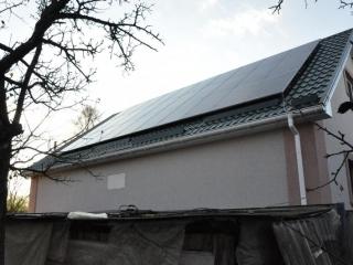 Солнечные батареи для Зеленого тарифа UTEM SOLAR