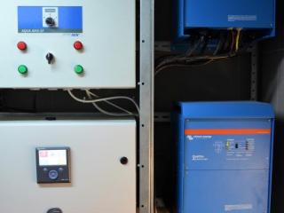 Бесперебойное питание Victron Energy - UTEM SOLAR