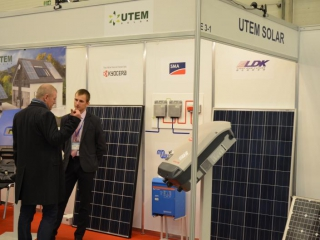 Энергоэффективность. Возобновляемая энергетика 2015 - UTEM SOLAR