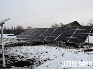 Солнечная электростанция Донецкая область