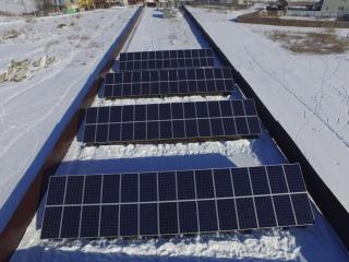 Солнечные батареи 30 кВт - UTEM SOLAR