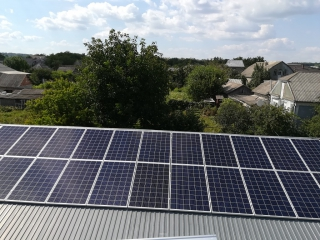 Солнечная батарея Canadian Solar CS6K-280 P