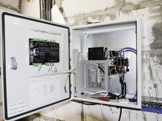 АВР для запуску генератора - UTEM SOLAR