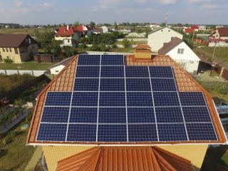 Сонячні батареї Чернігів UTEM SOLAR