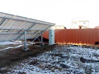 Солнечная электростанция Киевская область - UTEM SOLAR