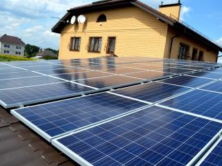 Домашняя солнечная электростанция- Киев