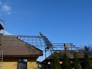 Солнечная электростанция Сумы