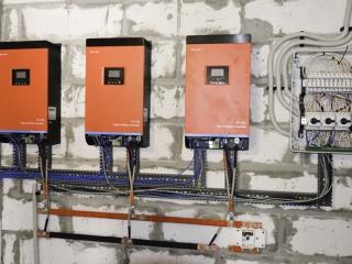 Інверторна система автономного живлення - UTEM SOLAR