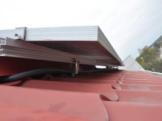 Прокладка PV кабеля - UTEM SOLAR