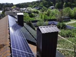 Зелений тариф Черкаси - UTEM SOLAR