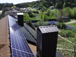Зеленый тариф Черкассы - UTEM SOLAR