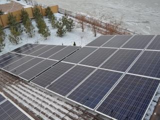 Поликристаллические солнечные батареи 270 Вт