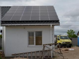 Половинчатые солнечные батареи UTEM SOLAR