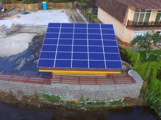 Солнечные батареи для дома Осокорки