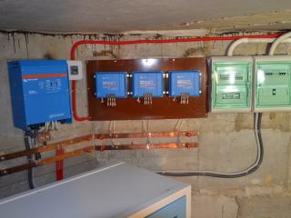 Система автономного питания Victron Energy