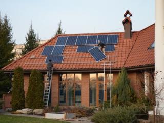 Установка солнечных батарей - UTEM SOLAR