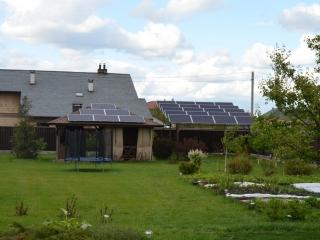 Домашняя солнечная электростанция Киев - UTEM SOLAR