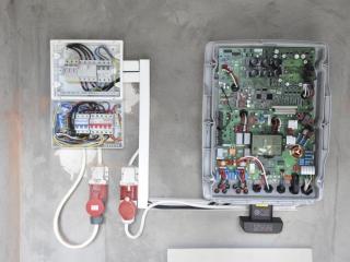 SMA Sunny Tripower 10000TL-20 c автоматикой