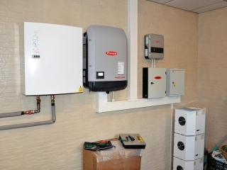 Преобразующее оборудование для солнечной электростанции - UTEM SOLAR