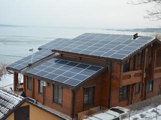 Солнечная электростанция Николаев