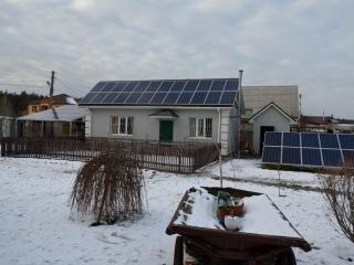 Солненчные электростанции UTEM SOLAR
