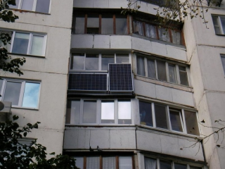 Резервная система питания для квартиры 500 Вт