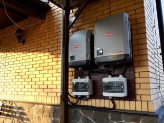 Инверторы для солнечных установок
